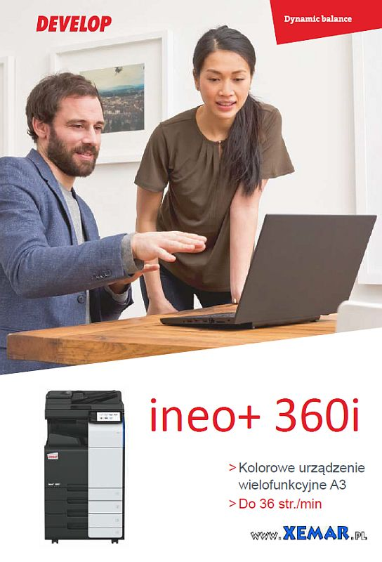 Develop ineo+ 360i