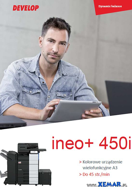 Develop ineo+ 450i